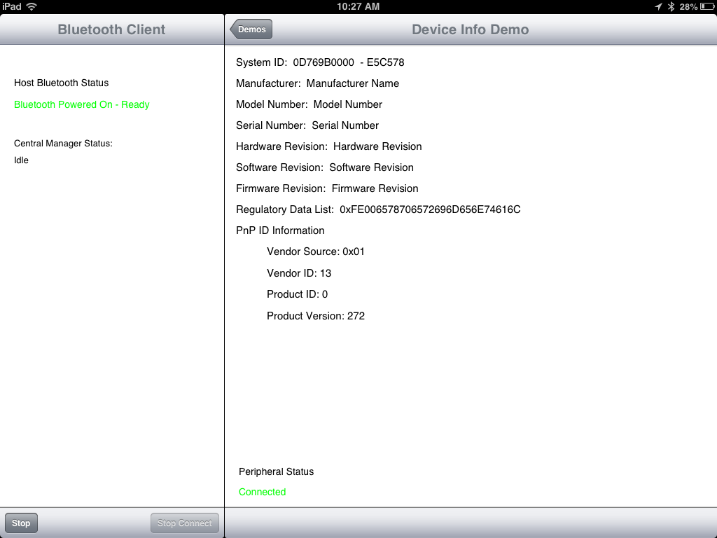 keyfob hardware device service